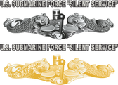 Submarine Force Outside Window Decal – 5 x 14 inch