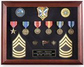Medium Medals Awards Display Case