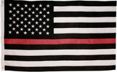 Thin Red Line Flag (3x5)