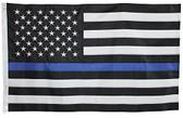 Thin Blue Line Flag (3x5)
