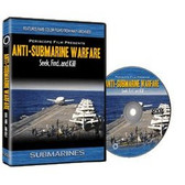 Historic Submarine Documentary and Training Films DVD Collection Volume 5: SUBMARINES: ANTI-SUBMARINE WARFARE (ASW)