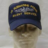 Silent Service Submarine Ball Cap