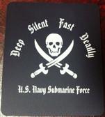Deep, Silent, Fast, Deadly Mousepad