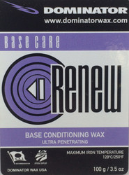 Dominator ReNew Base Prep Wax (100g)