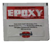 QUICK-SET EPOXY - 3.5G