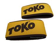 Toko Alpine Ski Straps - 130mm (pr)