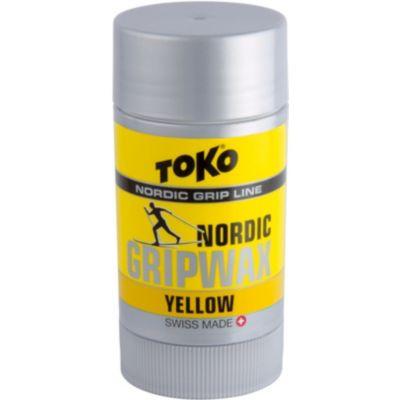 Toko Nordic Grip Wax Yellow - 27g