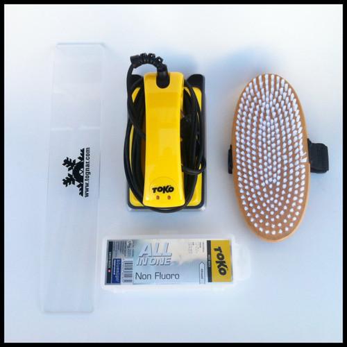 Tognar Snowboard Wax Kit - 230v