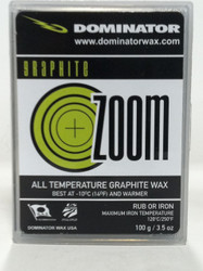 Dominator Universal Graphite Zoom Wax (100g)