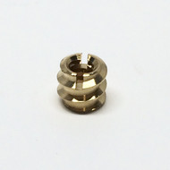 Binding Hole Insert Screw-In (Brass)
