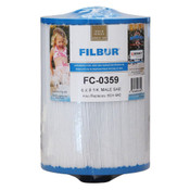 Filbur FC-0359 -45 SQ FT' Pleated Filter Replaces 6 CH-940 (Coyote Spas)