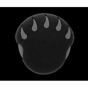 Diverter Bear Claw Cap Black