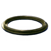 """O-Ring Gasket 2"""" Heater Tailpiece- Black"""