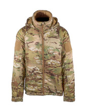 Beyond A7 - AXIOS COLD JACKET LEVEL 7 MULTICAM
