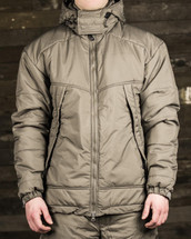 Beyond M7 - HIGHLOFT LEVEL 7 JACKET ALPHA GREEN USA MADE SPECIAL FORCES ISSUE