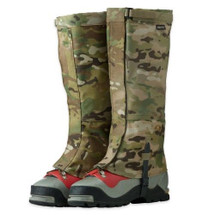 Outdoor Research Expedition Crocodiles Multicam Leg Gaiters Gore-tex USA Made