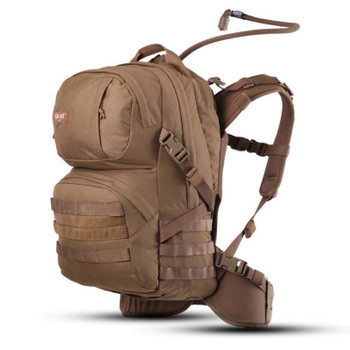 Source Tactical 3 Day Hydration Patrol Pack Coyote Brown
