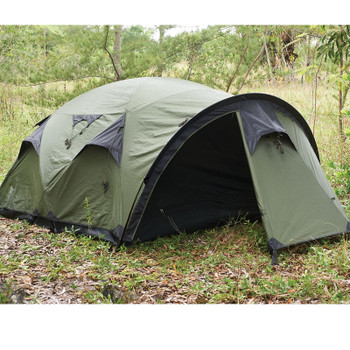 Snugpak The Cave - 4 Person 4 Season Tent Olive Military  sc 1 st  Empire Tactical Gear : season tent - memphite.com