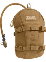Camelbak ArmorBak Coyote Brown W/ Mil Spec Antidote Short Reservoir 2015 Version