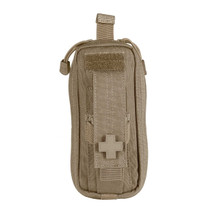 5.11 Tactical 3.6 Med Kit Pouch Sandstone, Molle, Pals, Military, Medic, LE
