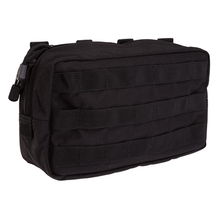 5.11 Tactical 10. 6 Horizontal Molle Pouch Black