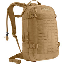 Camelbak HAWG Coyote Brown Mil Spec Antidote 100 oz Low Profile Molle