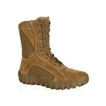 Rocky S2V Flight Boot US Army OCP approved Coyote Brown USA Made
