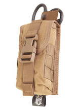 High Speed Gear Bleeder/Blowout Pouch- Coyote Brown USA Made