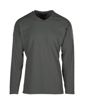 Beyond A-5 Roman Shirt Grey