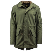 Alpha Industries M-59 Fishtail Parka M-65 Olive
