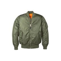 Alpha Industries Women's MA-1 Flight Jacket Sage Green