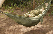Snugpak All Weather Hammock Kit Olive