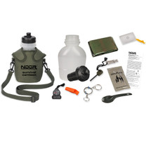 Survival Canteen Kit w/Advanced Filter OD