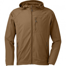Outdoor Research Ferrosi Hoody Soft Shell Coyote Brown