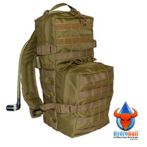 BDS TACTICAL HYDROBULL HYDRATION PAC BAC USA Made