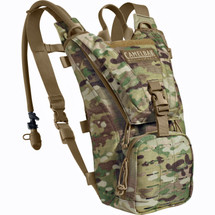 Camelbak Ambush Multicam With Mil Spec Reservoir & Laser Molle