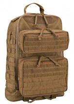 Propper U.C. MOLLE Pack with Assault Kit Molle Pouches attached Coyote Brown