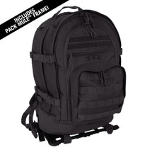 S.O.C. Of California Three Day Pass (Pack Mule™ Set) - Black