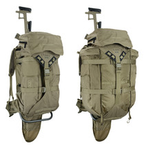 Eberlestock Dragonfly Tactical Backpack Dry Earth Big Mouth