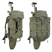 Eberlestock Dragonfly Tactical Backpack Military Green Big Mouth