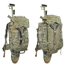Eberlestock Dragonfly Tactical Backpack Unicam Dry Big Mouth