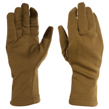 Outdoor Research Wool Liner Gloves Coyote Brown USA Made