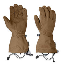 Outdoor Research Arete Gloves Coyote Brown
