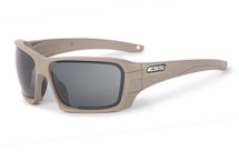 ESS Eye Safety Systems Rollbar Sunglasses Terrain Tan USA Made