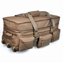 S.O.C. ROLLING LOADOUT  BAG XL COYOTE BROWN USA NAFTA COMPLIANT
