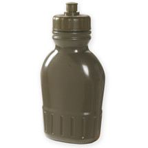 NDUR 38 OZ Pull Top Canteen Olive, OD Military Water Filtration