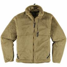 Beyond Special Forces M3 PCU (Protective Combat Uniform) L3 High Loft Fleece Jacket Coyote Brown USA Made