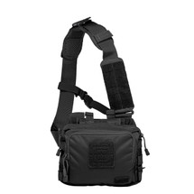 5.11 Tactical 2 Banger Modular Carryall Bag OD Trail, Black, Sandstone