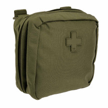 5.11 Tactical 6.6 Med Kit Pouch Tac OD, Molle, Pals, Military, Medic, LE