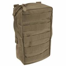 5.11 Tactical 6.10 Vertical Pouch Sandstone Molle, Slick Stick